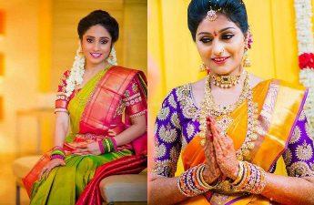 silk saree blouse designs catalogue, silk saree blouse designs, simple blouse neck designs for silk sarees
