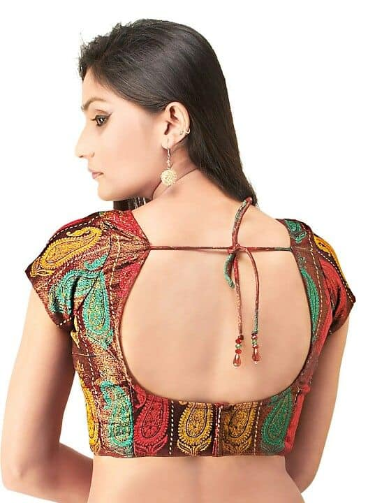 100 Latest Simple Blouse Neck Back Designs For Daily Wear Styleoflady,7 Formal Elements Of Art And Design
