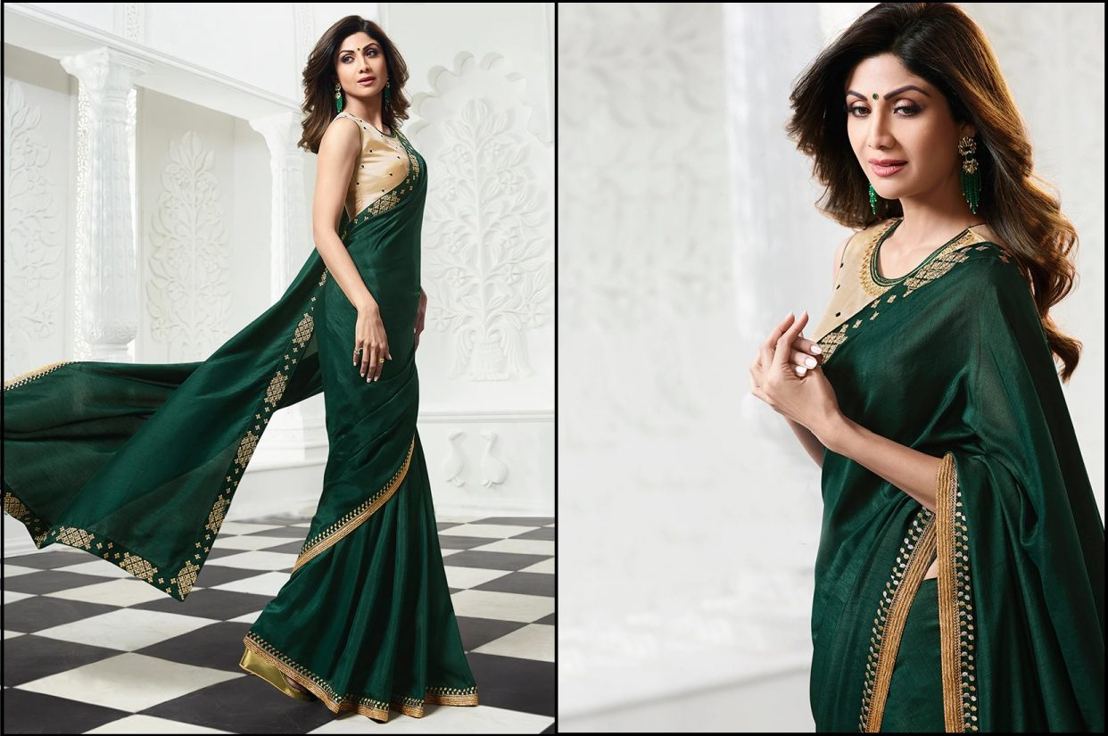 Top 20 New And Latest Saree Designs | Bollywood Sarees Designs – StyleOfLady