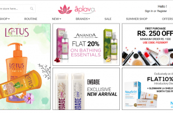 Top 5 Best Online Shopping Sites For Buy Beauty Products In India