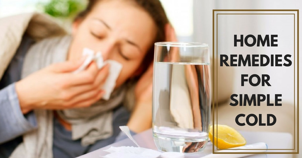 10 Best Home Remedies For Cold And Flu Ideas { Fluids, Neti, Steam} And More…