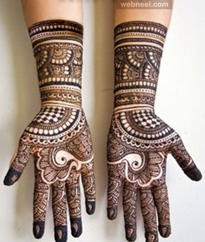 Dulhan Mehndi Designs For Hands Free Download