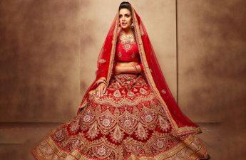 Trendy Wedding Ghagra, Wedding Ghagra, Indian Wedding Ghagra