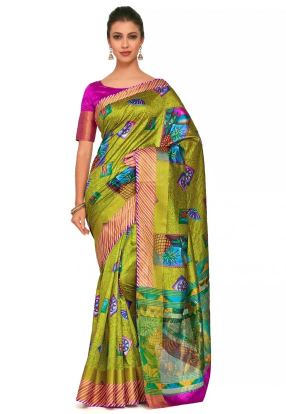 Kalamkari Sarees Designs