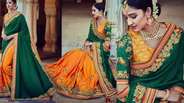 Designer Saree Designs to Boost Your Party Look