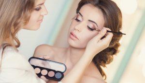 Eyelash Extensions For Your Wedding, eyelash extensions or false eyelashes for wedding, Cry Proof Solution