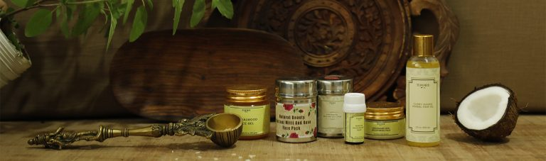 Ayurvedic Selection of Products with Tjori!