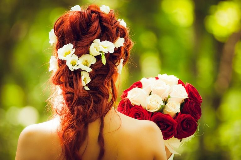 6 Great Wedding Hair Tips for Perfect Wedding Hair