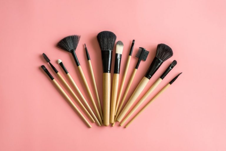 How to clean your makeup brushes and how often should you do it