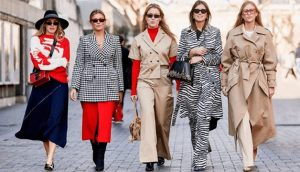 The Five Best Places to Look to Keep Up With Trending Fashion