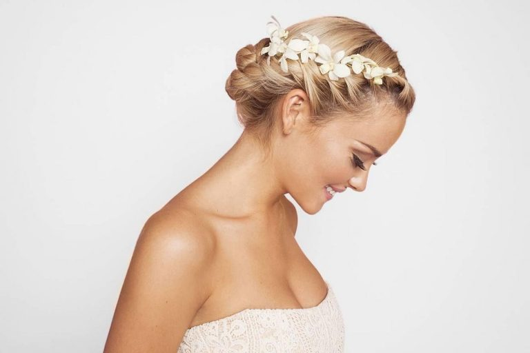 High-Bun Wedding Styles Recommended by Top Hairstylists