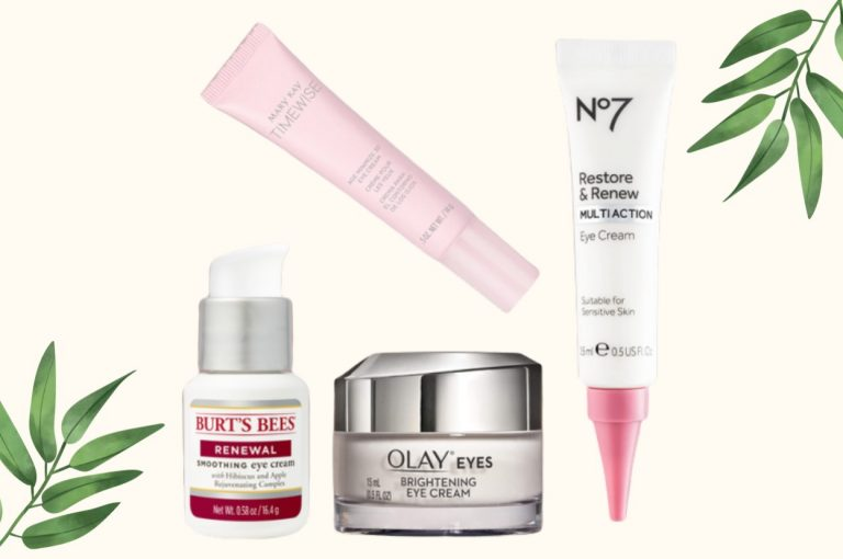 Best Under Eye Cream For Dark Circles
