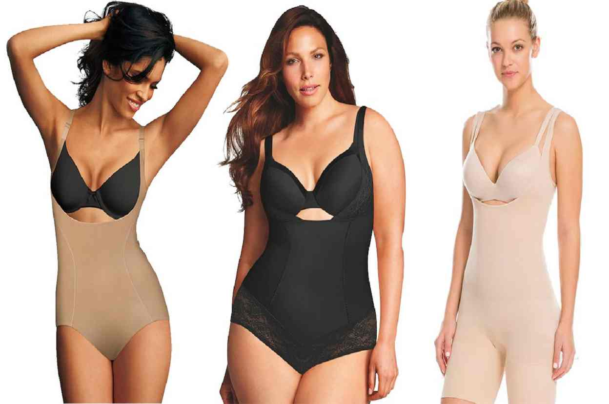 Wearing Full Body Shapewear protect Your Body-compressed