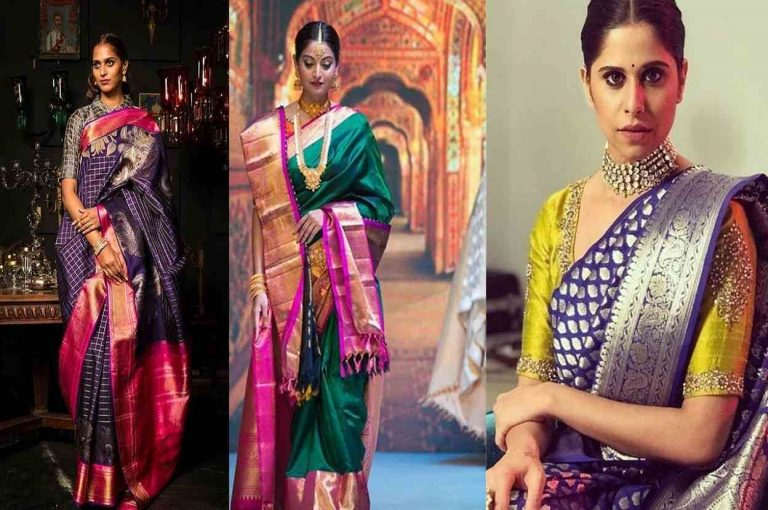 Most Popular Wedding Sarees in 2021
