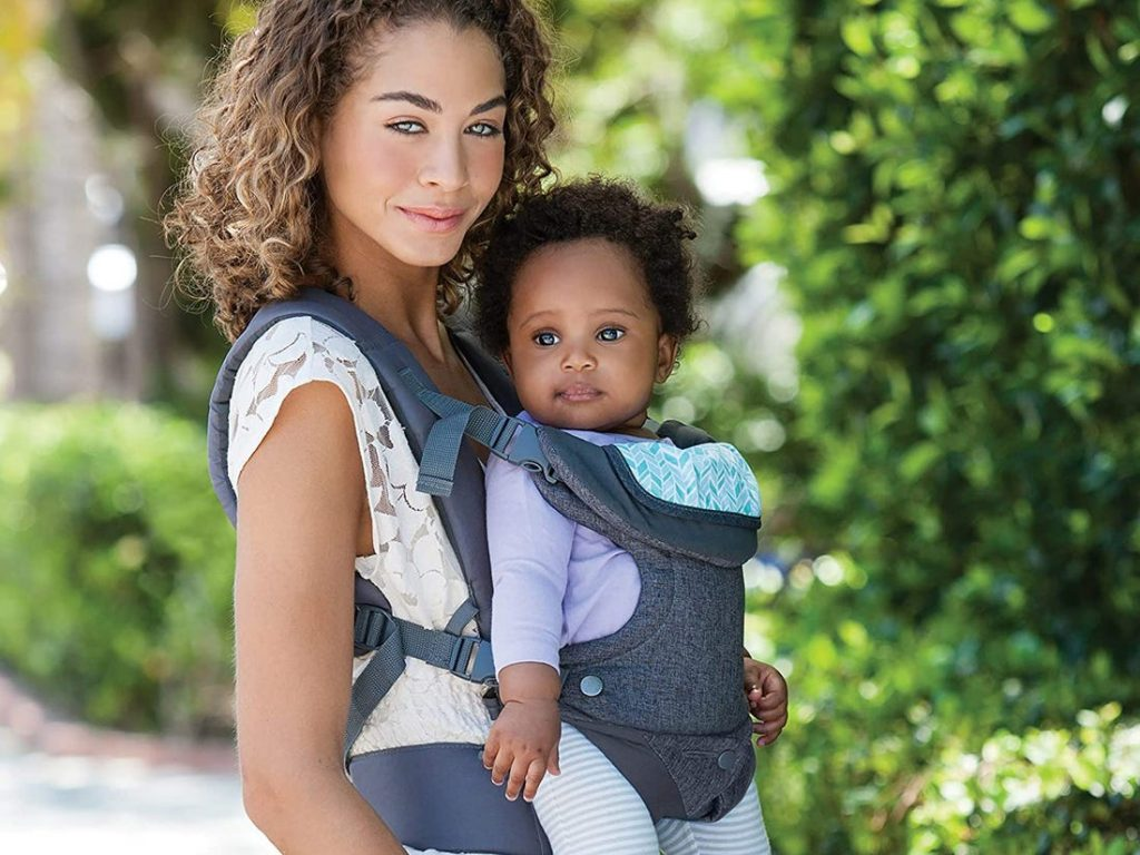 Baby Carrying Strengthens Your Bond with Your Baby