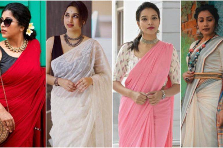 Buy Linen Sarees Online and Craft a Look for Every Occasion