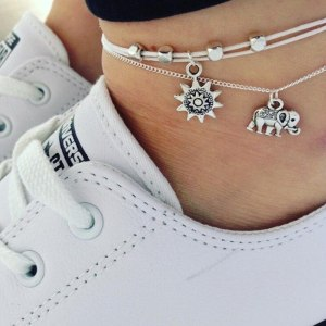 Statement Anklets