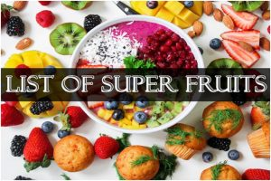 Essential Superfruits