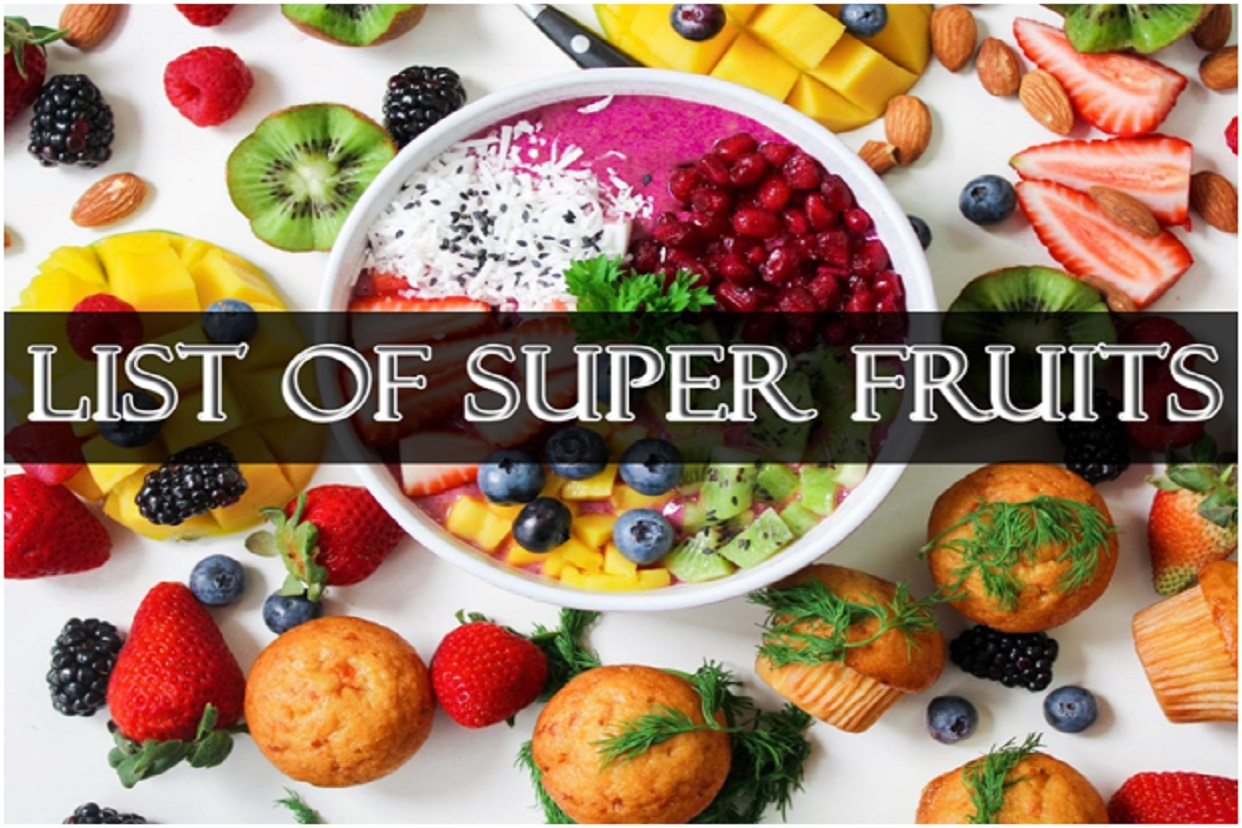 Essential Superfruits