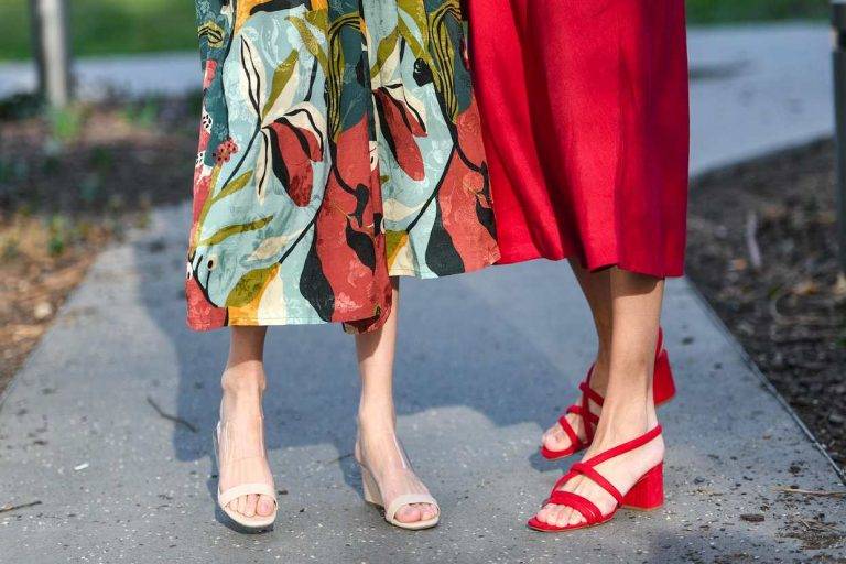Keeping the Sandal Trend Alive