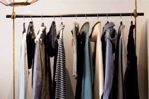 Fashion wardrobe for storage