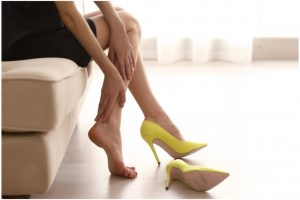 How to Walk in High Heels Pain-Free