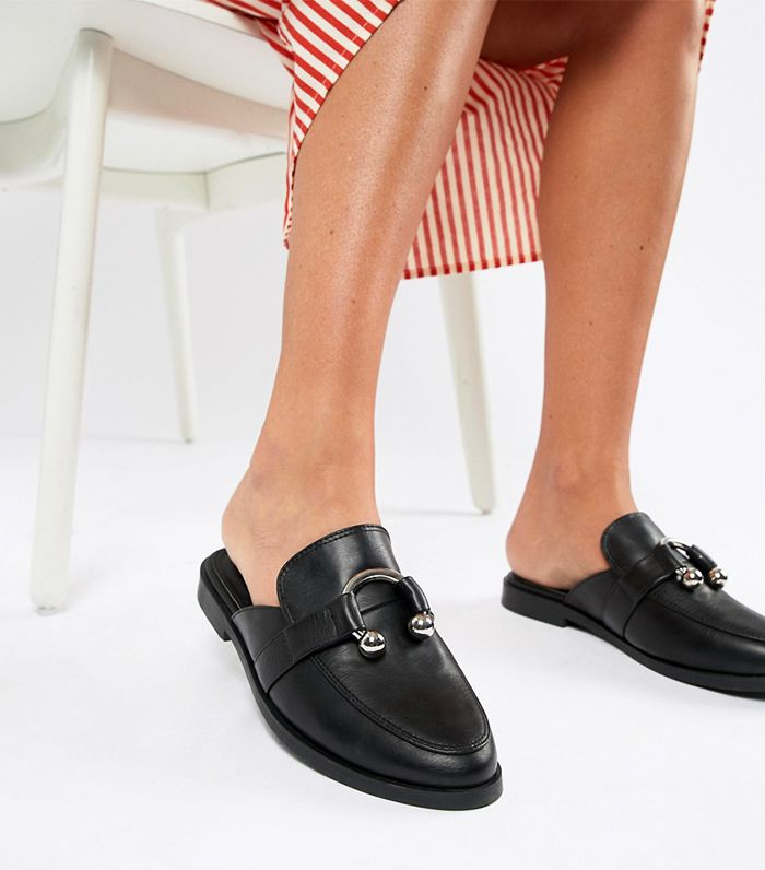 Backless Loafers belongs to bright people