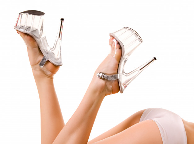High Heels projects your beauty