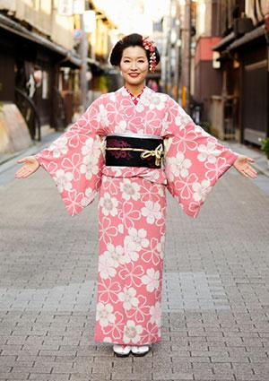 What exactly is a kimono