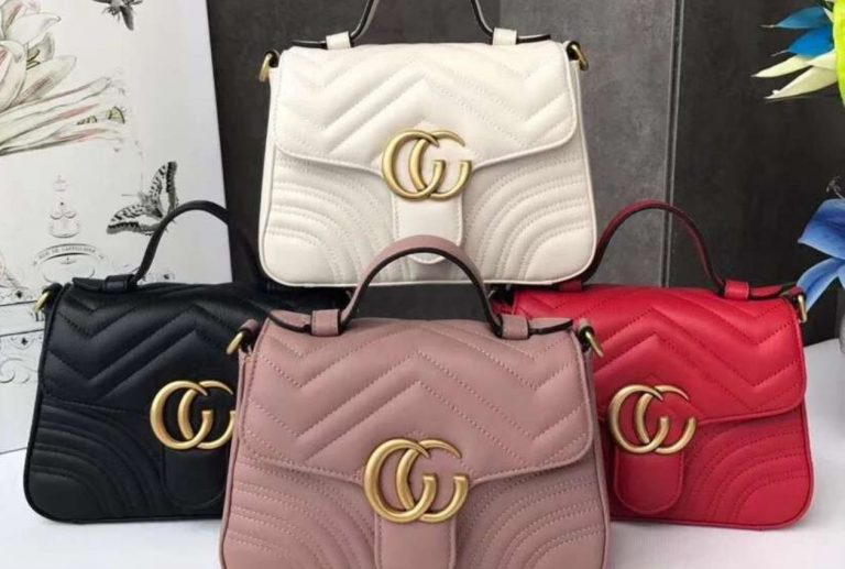 Top Tips For Spotting a Fake Gucci Bag