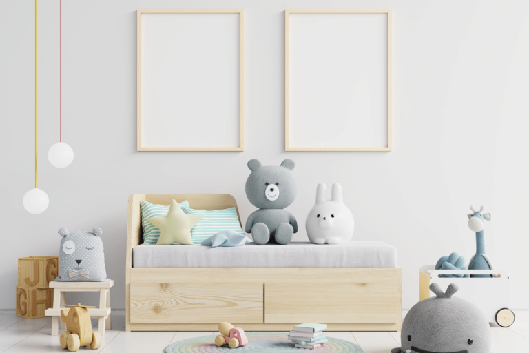 Here are Ideas For Decorating Your Kids' Room
