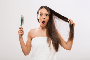 how hormones play a role in hair loss