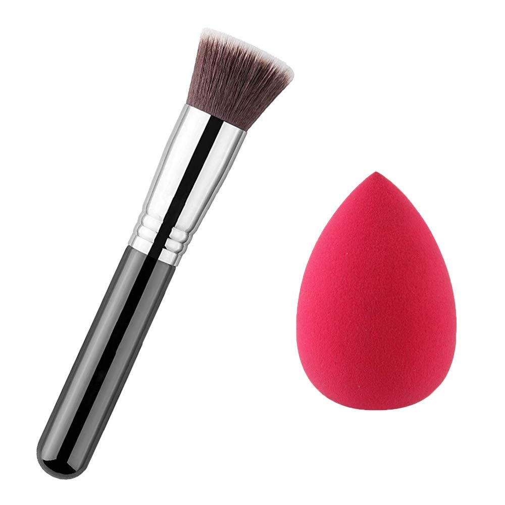 Makeup Brushes And Sponges