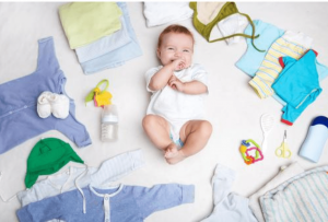 Types Of Baby Clothes