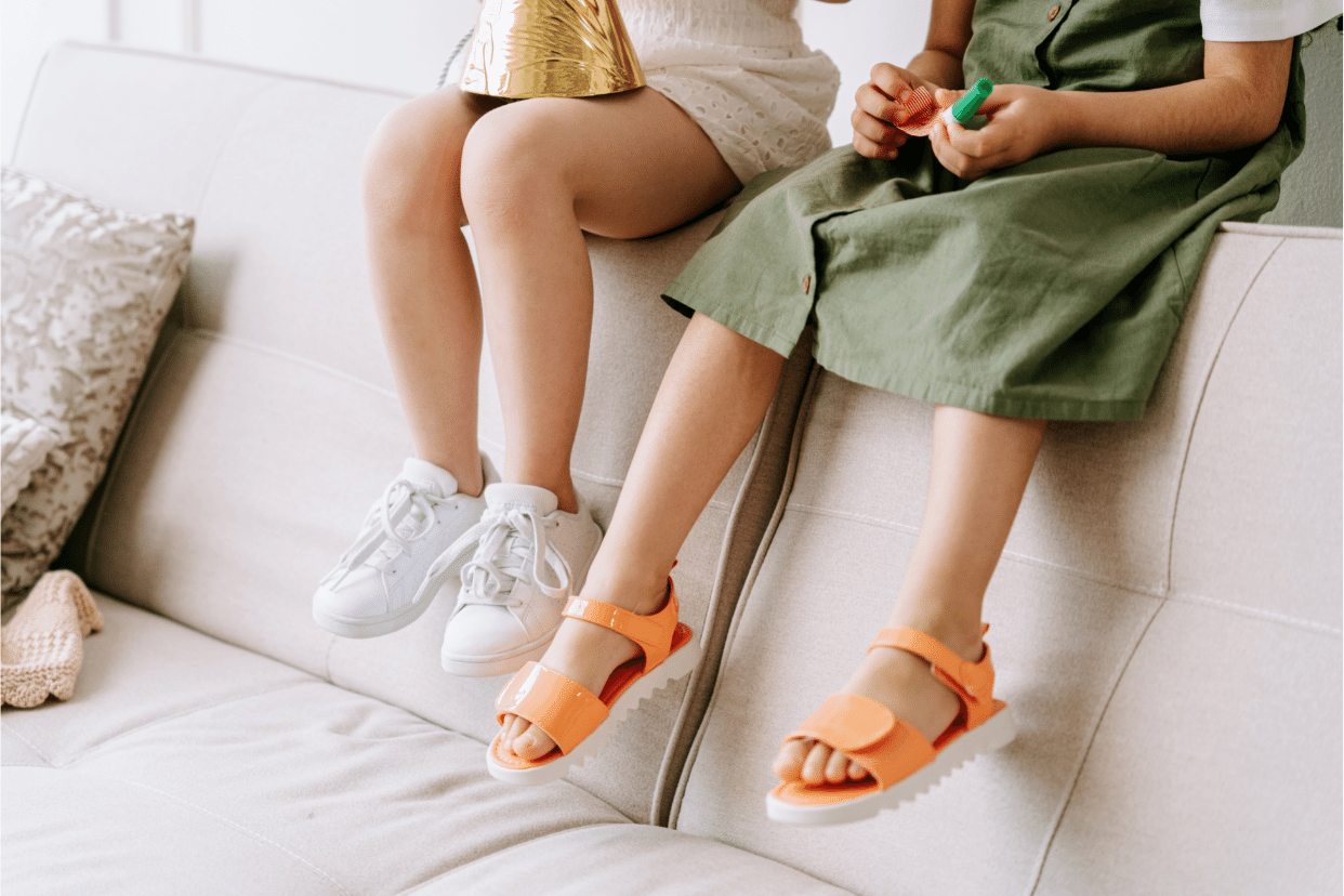 Latest Trends in Sandals for girls