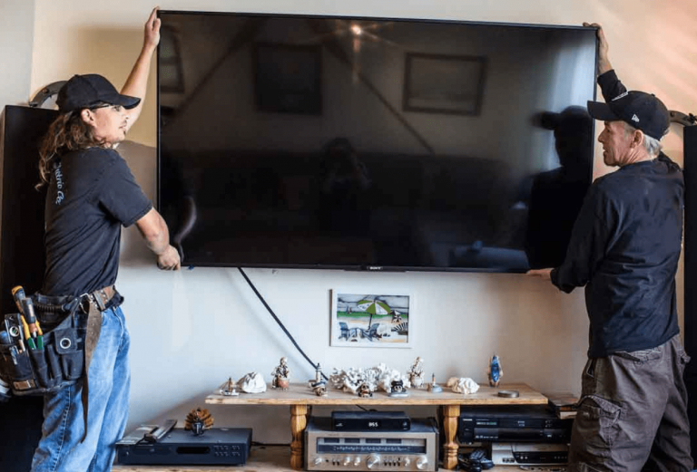 Hire an Expert for TV Installation in Brisbane